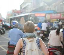 Study Abroad Student