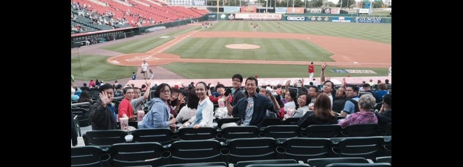 Visiting Scholars Jiaxing University: Bisons Game